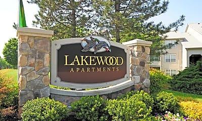 Community Signage, Lakewood, 1