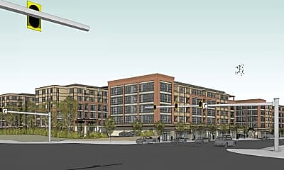 Rendering, The Heights at Goose Creek Village, 1