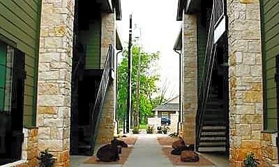 Building, Bear Den, 1