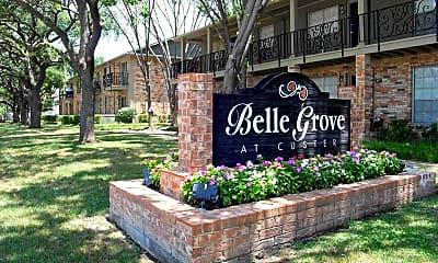 Community Signage, Belle Grove, 2