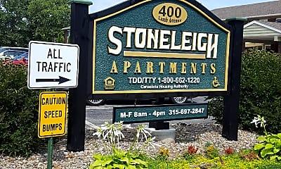 Stoneleigh Apartments, 1