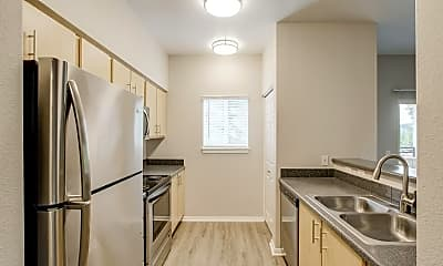 Kitchen, Dakota Apartments, 1