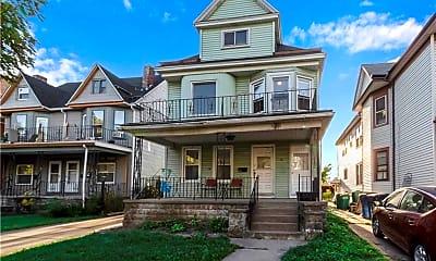Building, 46 Greenwood Pl, 1