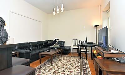 Living Room, 223 E 12th St 3, 1
