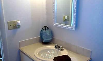 Bathroom, Sheridan Ridge, 2
