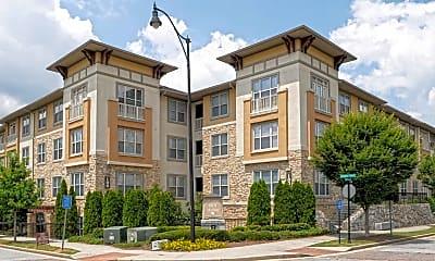 Building, Columbia Crest, 0
