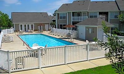Pool, Hillpoint Woods, 0