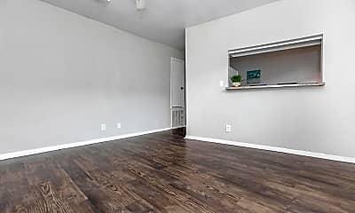 Living Room, 838 Oak St, 2