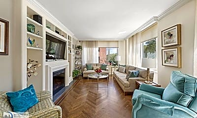 Living Room, 90 East End Ave, 1