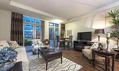 Living Room, City Creek Landing, 1