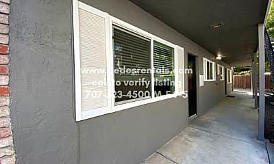 Patio / Deck, 745 Davis Street, 0