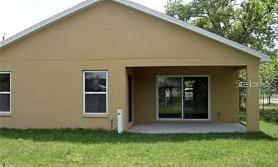 Building, 2532 Burns St, 2