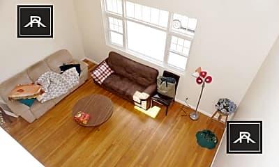 Living Room, 137 Glenville Ave, 0
