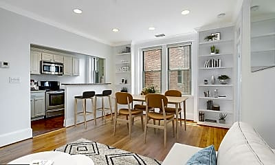 Dining Room, 2129 Florida Ave NW 408, 0
