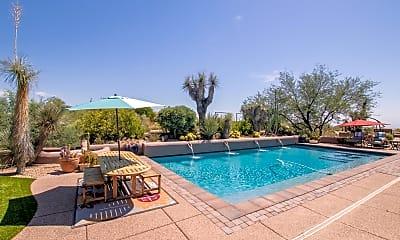 Pool, 9833 E Miramonte Dr, 1
