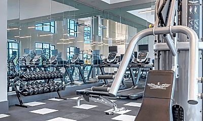 Fitness Weight Room, 650 Tapestry Ln, 2