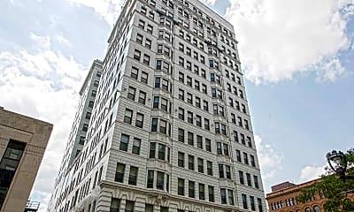 Building, Majestic Loft Apartments, 2