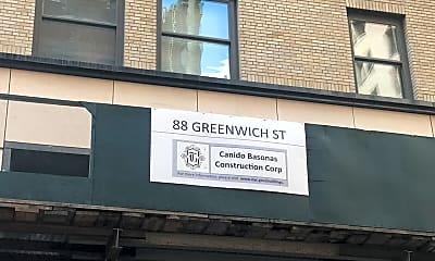 Greenwich Club Residences 88 Greenwich Street, 1