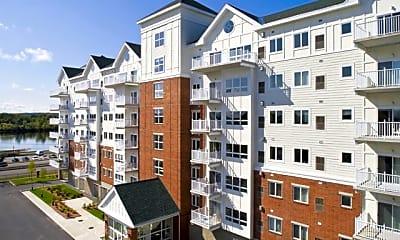 Building, Grandview Apartments, 0