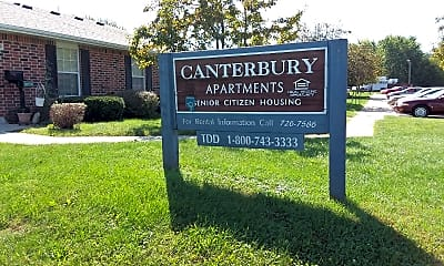 Canterbury Apartments, 1