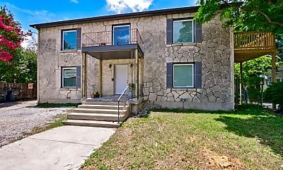 Building, 1024 W Woodlawn Ave 1, 2