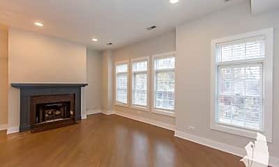 Living Room, 2737 N Wayne Ave, 1