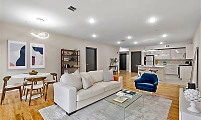 Living Room, 65 Storms Ave 1B, 1