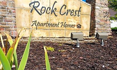 Rockcrest Apartments, 1