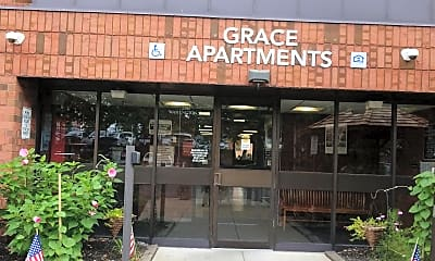 Grace Apartments, 1