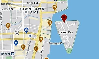 900 Brickell Key Blvd PH4, 2