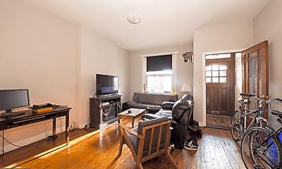 Living Room, 787 N 27th St, 1
