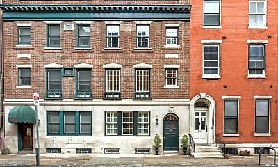 Building, 1831 Spruce St 1, 0