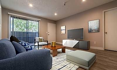 Living Room, Portico Villas, 1