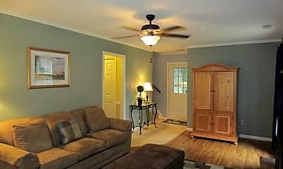 Living Room, 6728 Raeburn Ln, 1