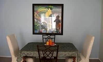 Dining Room, 103 Teryl Rd 4, 2