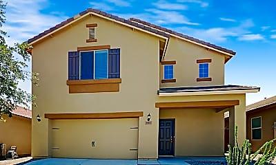 Building, 4401 W White Canyon Road, 0