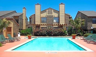 Pool, Huntington Cove Townhomes, 0