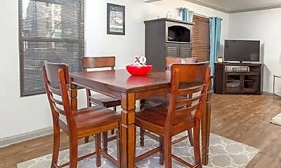 Dining Room, 601 Robert S Kerr Ave, 2