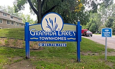 Granada Lake Townhomes, 1