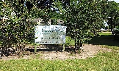 Greenbriar on the Bayou, 1