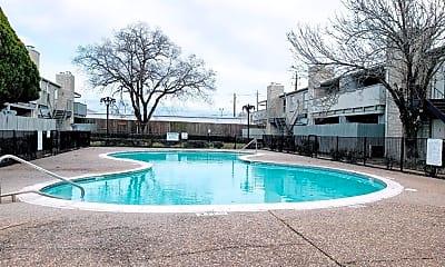 Pool, 9700 Leawood Blvd 1508, 2