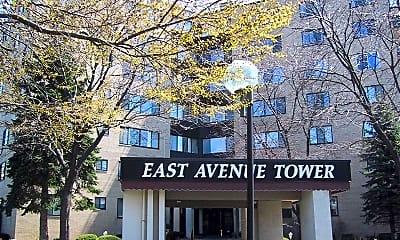 Community Signage, 2505 East Ave VARIES, 0