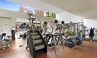 Fitness Weight Room, 101 Warren St, 2