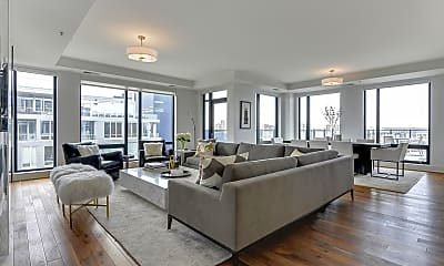Living Room, 212 10th Ave S 1103, 0