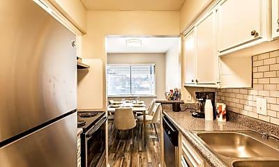Kitchen, Ventana at Valwood, 1