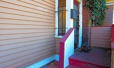 Patio / Deck, 1 21st St, 1