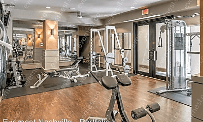 Fitness Weight Room, 1803 Broadway, 2