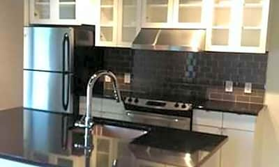 Kitchen, The New East End Theatre Apartments, 1