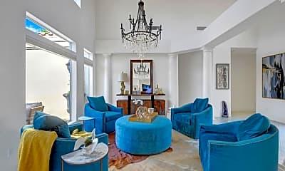 Living Room, 47585 Via Montessa, 1