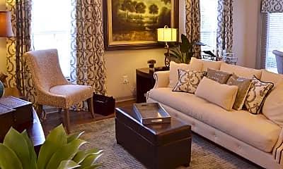 Living Room, The Estates at McDonough, 0